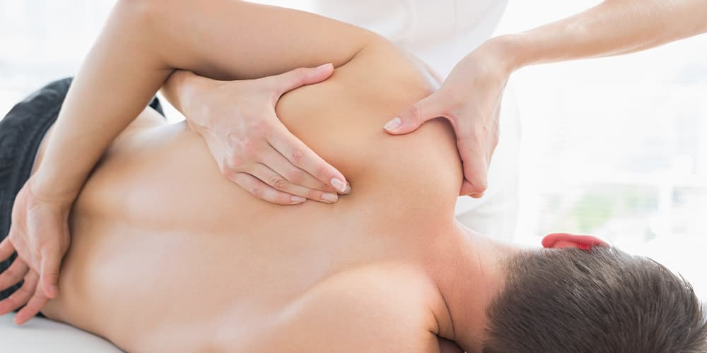 professional deep tissue sports massage for pain and training in Reading.