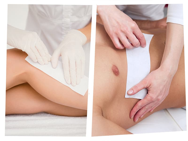 waxing for both men and women in Reading